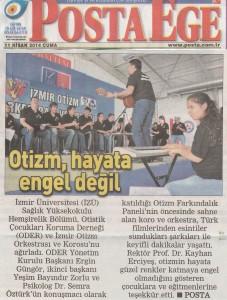 İZOT İzmir Üniversitesi Konseri 2 - Müzik ve Otizm
