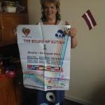 Liga Berzina - Latvian Autism Association - The Sound of Autism